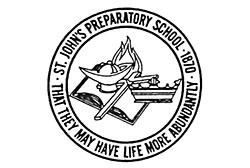 St. John's Prep School Logo